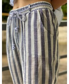 Легкі лляні брюки
