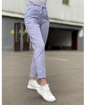 Літні лляні брюки