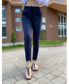 Бенгалінові брюки синього кольору