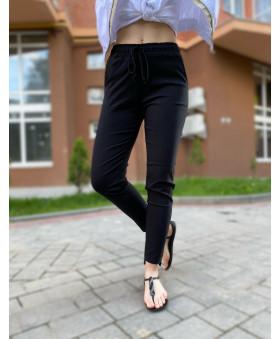 Бенгалінові брюки чорного кольору
